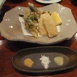 4475025 - 春野菜の天ぷら