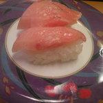活魚寿司 - 大トロ 357円