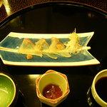 古仙 - 鯛の中華サラダ☆