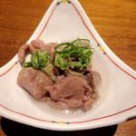 和酒と旬菜なごみ料理 日月 - お通し