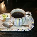 鮮々亭 どん - 食後のコーヒー