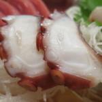 正寿司 - タコアップ