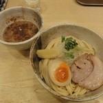 みつ星製麺所 - つけ麺(中太麺・並盛)