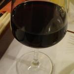 エコール・ド・ニース - 赤ワイングラス