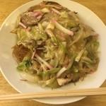 Hisa - 皿うどん