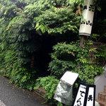 Tenzan - 天山入口
