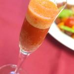 セレブ・デ・トマト - トマトジュースの炭酸飲料!お酒が苦手な方にはオススメ!