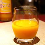 セレブ・デ・トマト - めずらしい黄色いトマトジュース!甘みが強く、フルーツジュース感覚で味わえます!