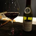 雄三郎 - ☆赤ワインも素敵なグラスです☆