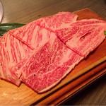 あぶり肉工房 西村家 - 特選神戸牛のあぶり焼き✩︎⡱