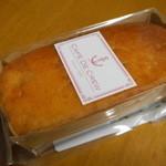 ホウトーベーカリー - パウンドケーキ プレーン