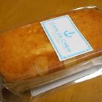 ホウトーベーカリー - パウンドケーキ メイプル