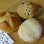 44758092 - 白神こだま酵母の手づくりパン