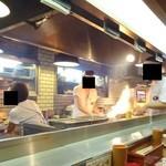 秋吉 - 燃える厨房