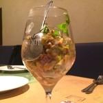 ガラムマサラ - 大根サラダ