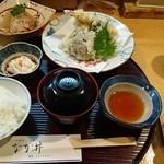 44759820 - 天ぷら定食