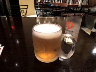 カフェ・アルコ プレーゴ - 2015年11月18日(水) ハートランド(ジョッキ)570円