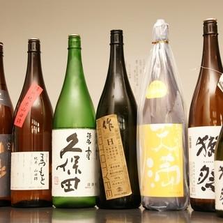 【獺祭や黒龍など】こだわりの銘柄日本酒