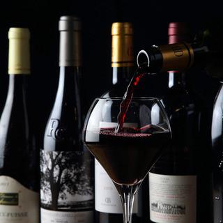 他を圧倒する直輸入ワインの実力