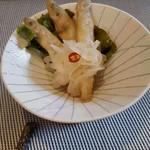 和食 梅心 - ワカサギの南蛮漬け
