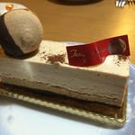 ティコラッテ - 料理写真:2015.11. ロイヤルミルクティー(¥450)