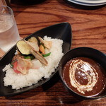 44765648 - 三島野菜カレー