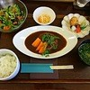 Cafe42 - 料理写真:煮込みハンバーグ