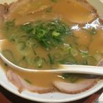 ラーメン横綱 - チャーシュー麺並