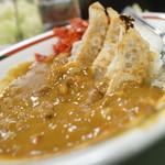 みよしの - 餃子カレー