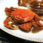 44769329 - 上海蟹の姿蒸し