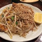 アムリタ食堂 - H27.11.22 「バッタイ」 (Thai の焼きそば オールドスタイル)