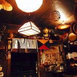 ラーメン庄太郎 - 独特の空間