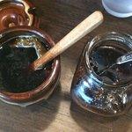 麺屋かまし - 青唐ラー油 南蛮醤油