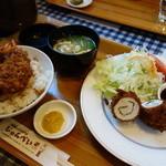 44770113 - デラックス海老丼 1260円