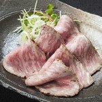 町田酒場 咲酒屋 - 黒毛和牛ローストビーフ