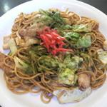 お好み焼きのぶ - 料理写真:焼そば(470円)