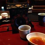 六兵衛 - 料理写真:二段重