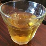 コーナーズグリル - さんぴん茶