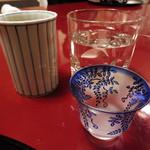 なかむら - 緑茶、地下水、冷酒「京の四季」