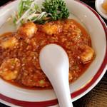 桂林 - 料理写真:海老チリソース煮