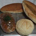 パン アイハラ - 料理写真:購入した一部