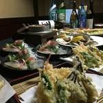 きぐら茶屋 - 料理写真:宴会料理