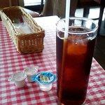 J PASTA - アイスコーヒー