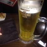 Route590 - 生ビール
