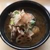 つばらつばら - 料理写真:和風鳥つみれスープカレー、1400円です。