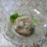 李家むっとり - 牛テールポテトサラダ