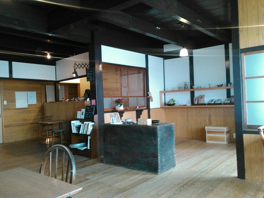 丹羽茶舗喫茶室
