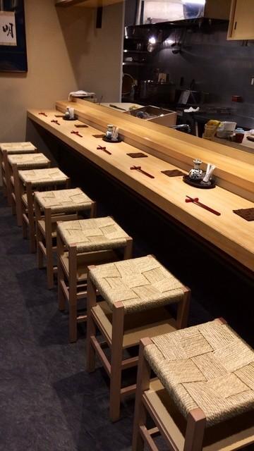鮨 歴々 近江町店