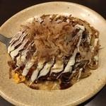 ドンドン - 料理写真:広島焼き