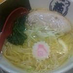 麺屋 燕Rs - 塩ラーメン